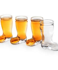 Das Boot Shot Glass Set