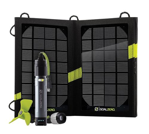 Goal Zero Switch 10 Micro Solar Recharging Ki…