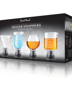 Jigger Stopper Set