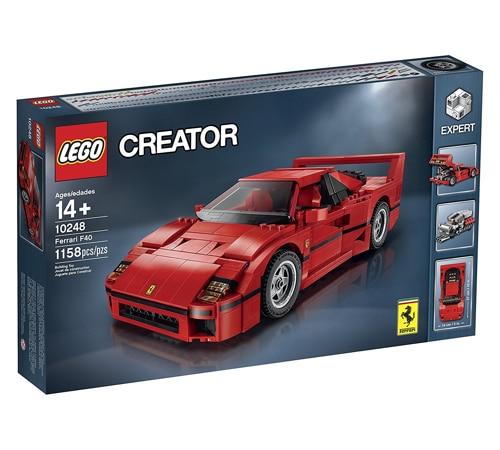 Lego Creator Expert Ferrari F40 (10248)