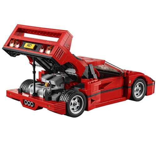 lego creator expert ferrari f40 10248 yuppie gadgets. Black Bedroom Furniture Sets. Home Design Ideas
