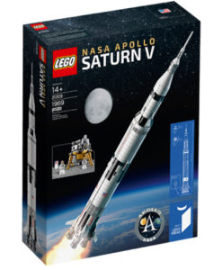 Lego Ideas NASA Apollo Saturn V Set (21309)