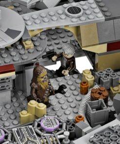 Lego Star Wars Millennium Falcon (75105)