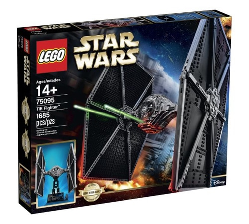Lego Star Wars TIE Fighter (75095)