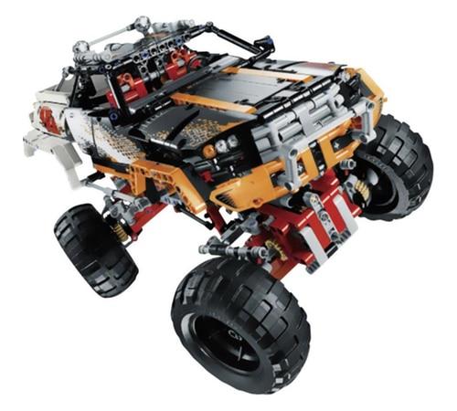 Lego Technic 4×4 Crawler (9398)