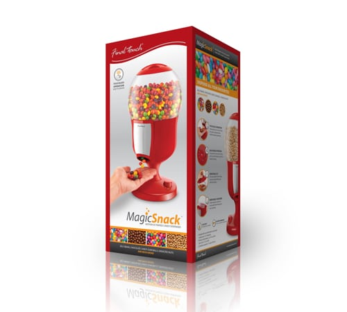 MagicSnack Motion Activated Candy Dispenser