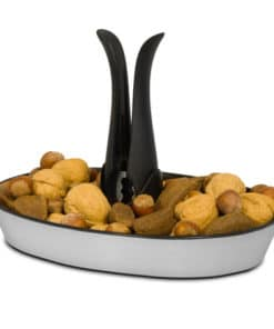 Nutcracker and Dish Set