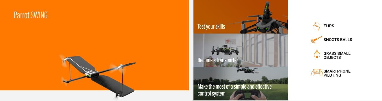 Parrot Drones 1