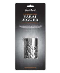 Stainless Steel Yarai Jigger