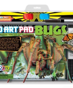 3D Bugs Art Pad Kit (3701)