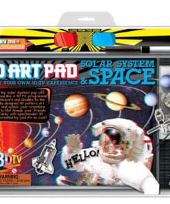 3D Solar and Space Art Pad Kit (3703)