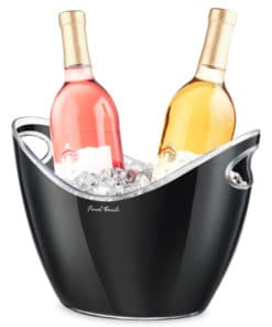Beverage Party Bin 4L - Black