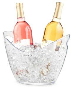 Beverage Party Bin 4L - Clear