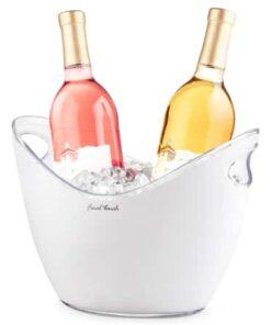 Beverage Party Bin 4L - White