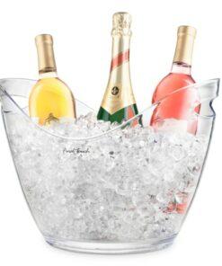 Beverage Party Bin 8L - Clear