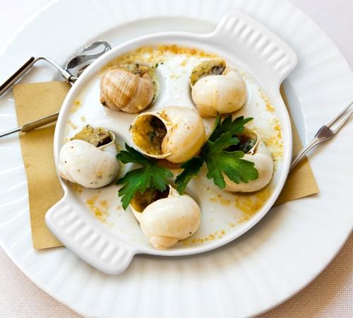 Cast Iron Escargot Dish