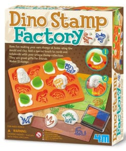 Dino Stamp Factory Kit (4663)