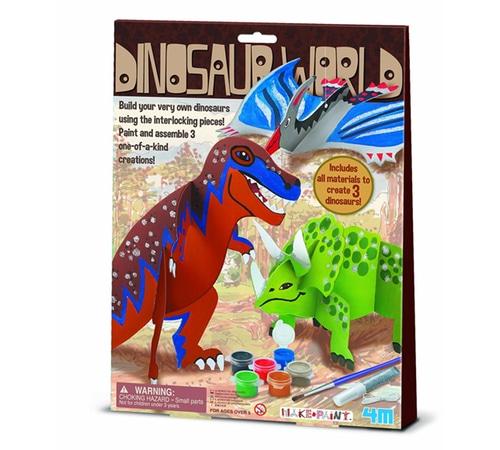 Dinosaur World Craft Kit (3823)