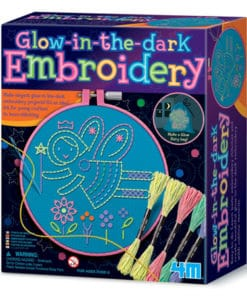 Glow In The Dark Embroidery Kit (4667)