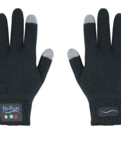 Ladies Bluetooth Gloves – Black