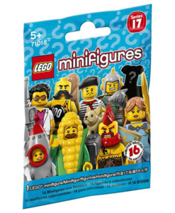 Lego Collectible Minifigures Series 17 (71018)