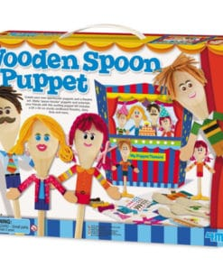Make Your Own Spoon Puppet Kit (4558)