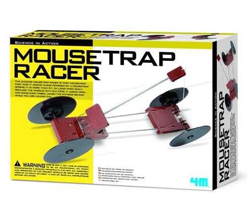 Mousetrap Racer Kit (3908)