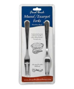 Mussel / Escargot Fork Set