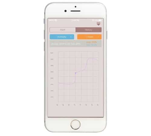 Oregon Scientific Weather + Bluetooth Sensor with Temperature & Forecast