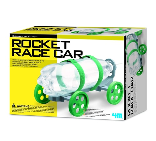 Rocket Racer Car Kit (3909)