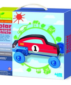 Solar Powered Vehicle Kit (4676)