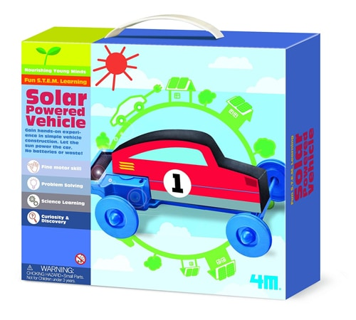 Solar Powered Vehicle Kit (4676)