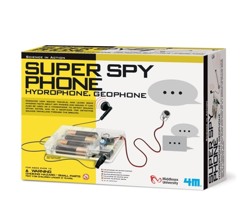 Super Spy Phone Kit (3914)