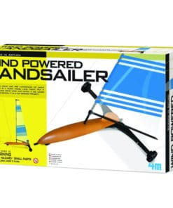 Wind Powered Landsailer Kit (3911)