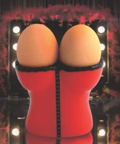 Be Mine Novelty Double E Eggs Cups
