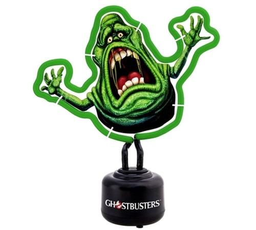 Ghostbusters Slimer Neon Tube Light