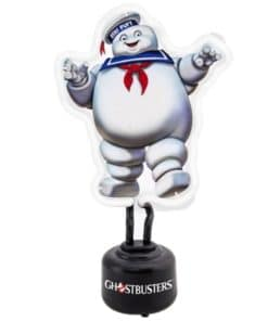 Ghostbusters Stay Puft Marshmallow Man Neon Light