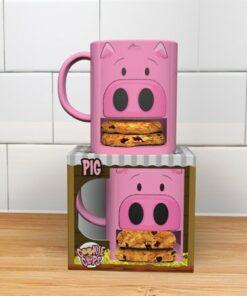Pig Cookie Cup