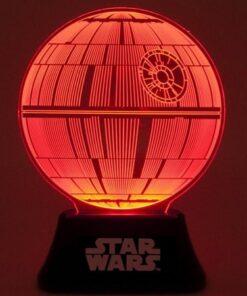 Star Wars Death Star Acrylic Light