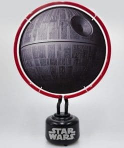 Star Wars Death Star Neon Light