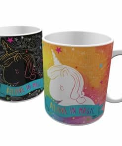 Unicorn Heat Changing Mug