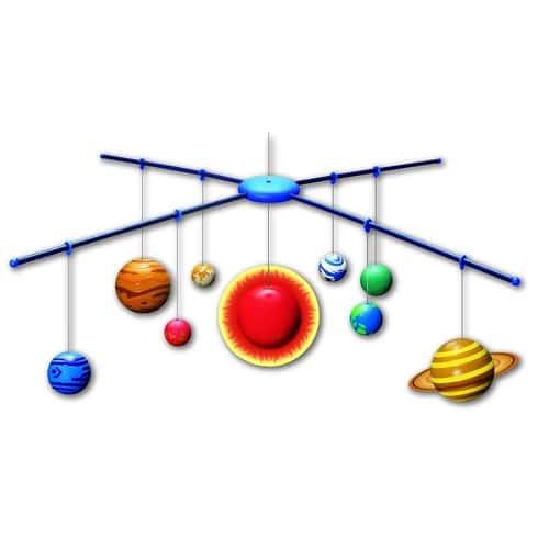 3D Solar System Mobile Making Kit (5520)