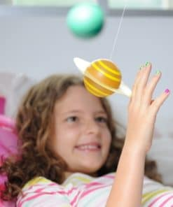 3D Solar System Mobile Making Kit (5520)