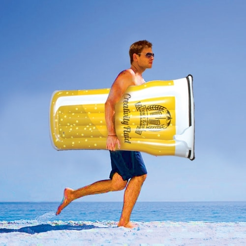 Beer Pint Pool Float