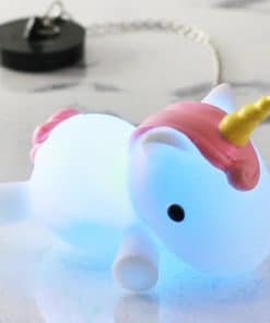 Light Up Unicorn Bath Plug