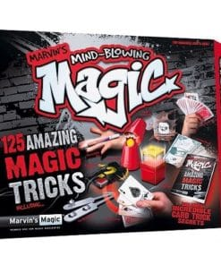 Marvins Magic 125 Mind Blowing Magic Tricks
