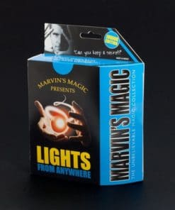 Marvins Magic Lights From Anywhere Magic Trick Kit
