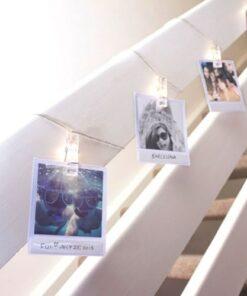 Polaroid String Lights