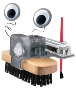 Brush Robot Kit (3282)