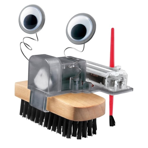 Brush Robot Kit (3282)